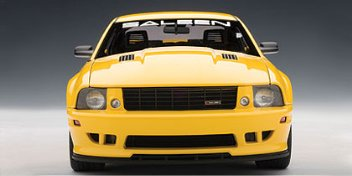 SALEEN MUSTANG S281 EXTREME (YELLOW) 1/18